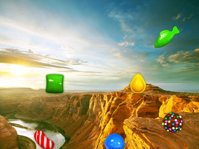 Candy Crush Canyon