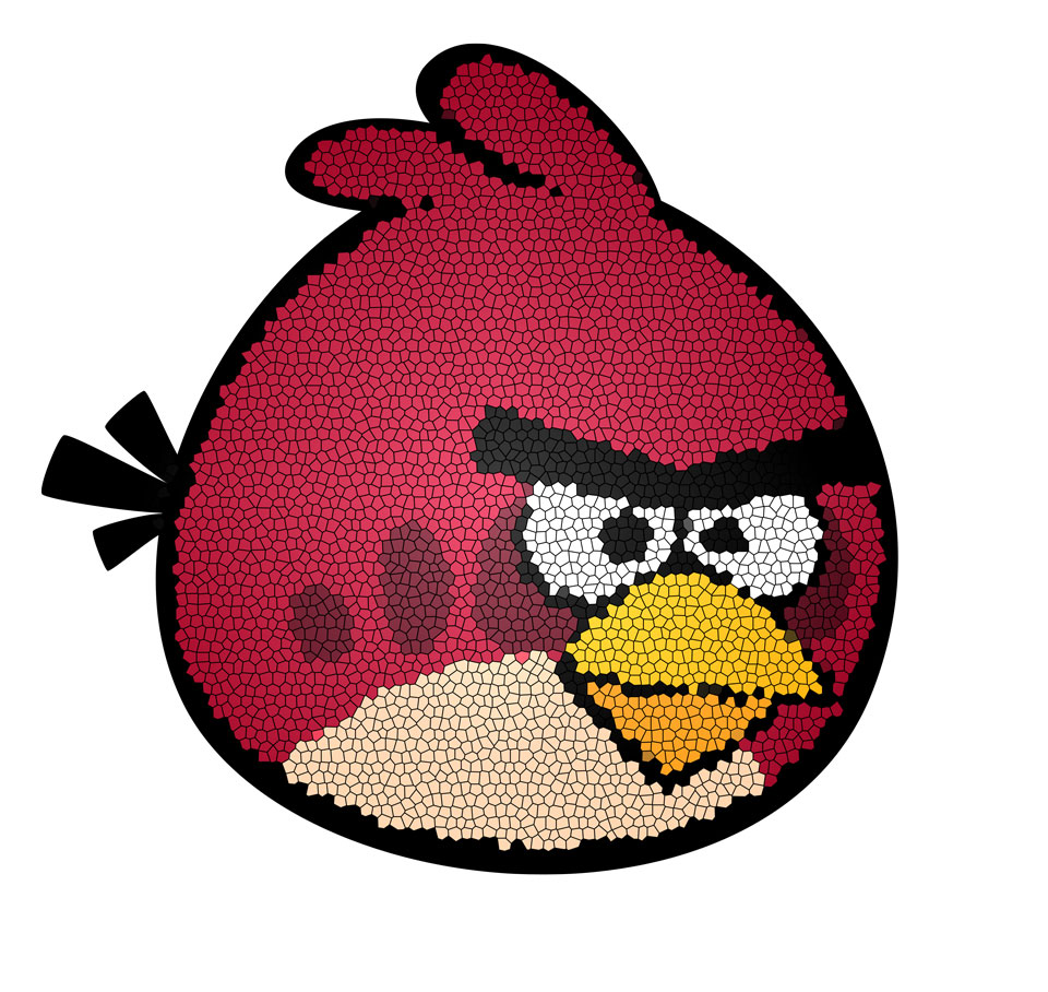 Angry Birds (Red)