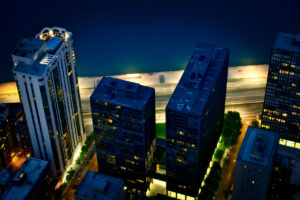 Architectural Photography - City Buildings
